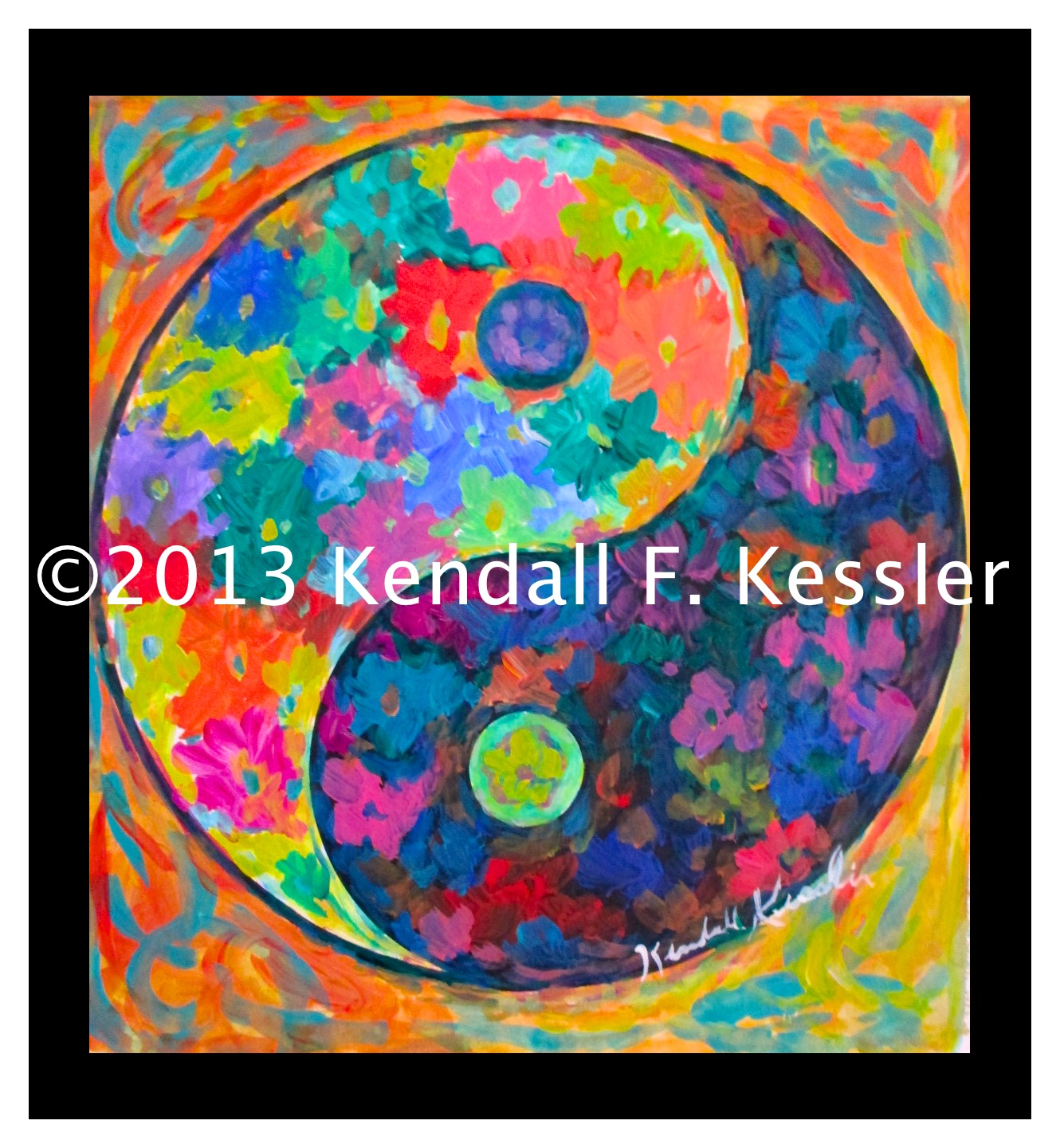 Kendall kessler lives to paint blue ridge parkway artist for Website to sell paintings